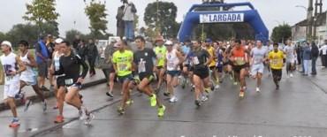 Clasificación completa de la Maratón Malvinas.