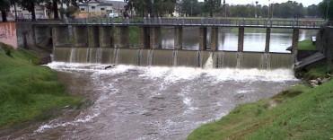 Siguen los monitoreos de la situación de canales y del Arroyo Tapalqué