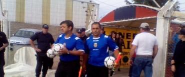 Arbitros para los equipos de Olavarría.