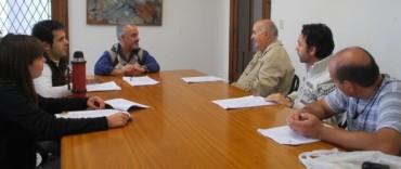 Reunión preparatoria para conformar el Consejo Municipal de Artesanos