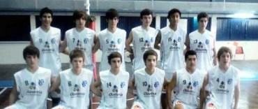 Zonal Sub 15 de basquetbol.