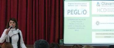 Muchas escuelas se anotaron en la segunda edición del PEGLO