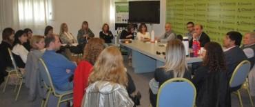 Se realizó la reunión mensual del equipo de gestión de la Secretaría de Desarrollo Social