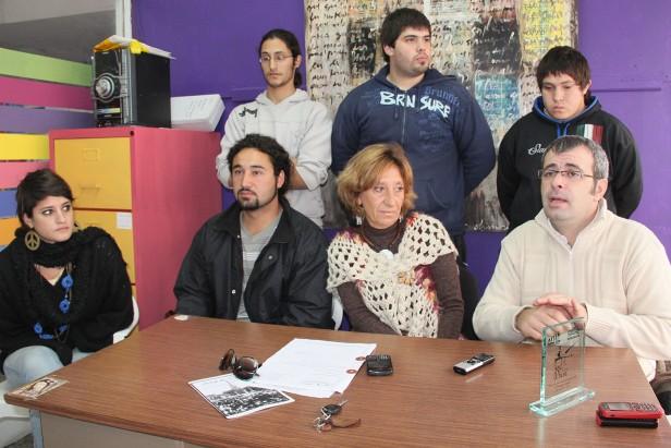 Azul: Inclusión Social: Jóvenes del Plan Más y Mejor Trabajo trabajarán junto a la Secretaría de Cultura
