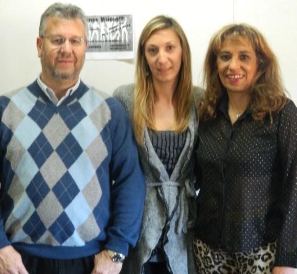 Primeras egresadas de la Licenciatura en Relaciones Laborales en la Facultad de Ciencias Sociales