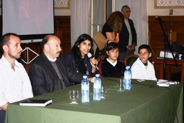 Azul: con la presencia de autoridades del Ministerio de Educación de Nación, se conformó la primera Mesa de Educación