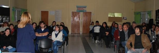 Relevamiento Socio-Sanitario por Servicios Municipales Territoriales