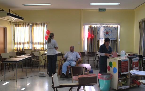 Día Mundial del Donante Voluntario de Sangre: Se realizó la colecta en el Hospital Municipal