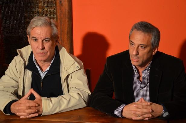 José Eseverri lanzó el Frente Renovador en Tapalque