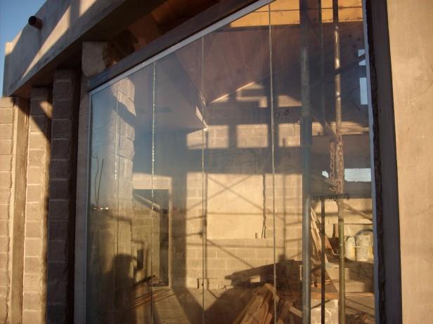 Avanzan las obras en la Capilla del Bicentenario
