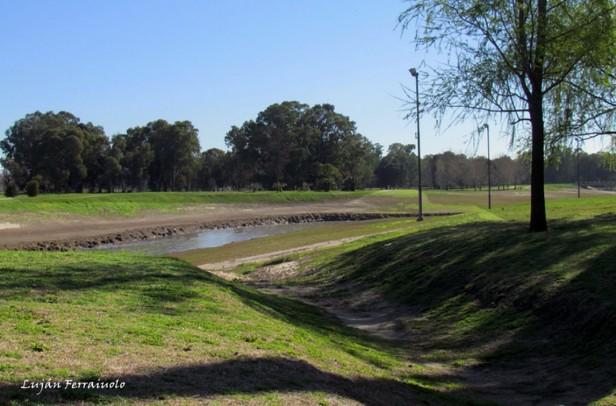 Vigilancia en los Parques Eseverri y Cerrito