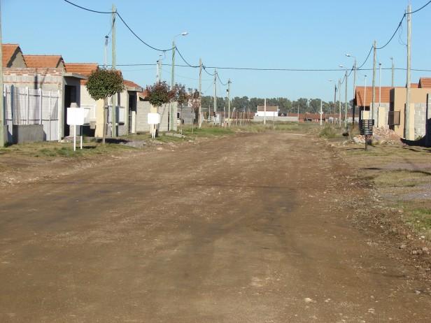 Continúan los mejoramientos en calles no pavimentadas de la ciudad