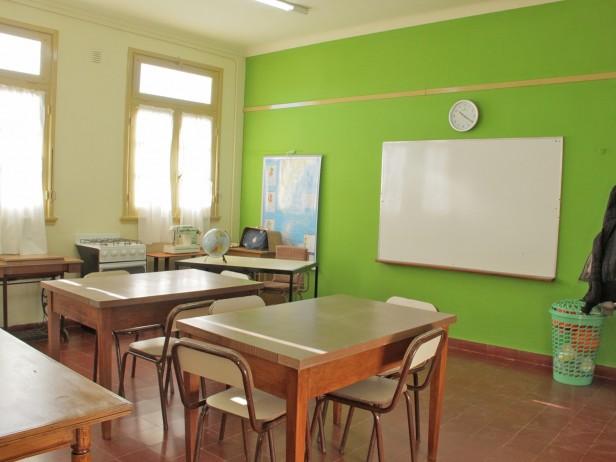 Reinauguración Escuela 506 de Cacharí