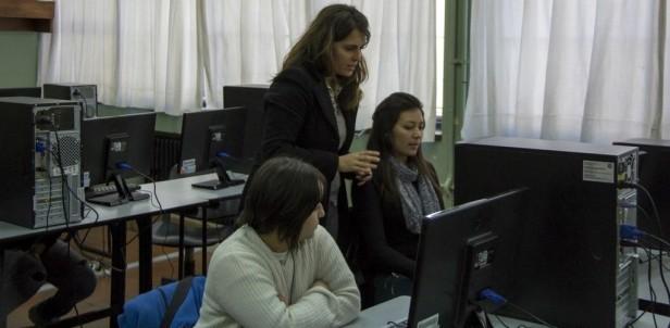 La Oficina de Empleo Municipal empezó un Curso de Teletrabajo