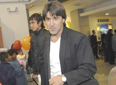 Claudio Otermín podría ser el nuevo DT de Ferro