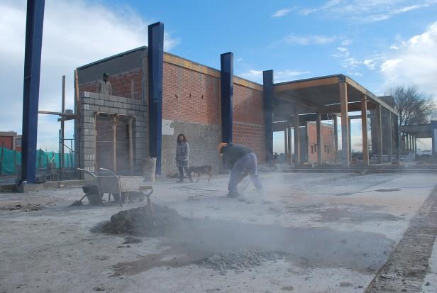 Avanza la obra de construcción del Centro Municipal de Convenciones