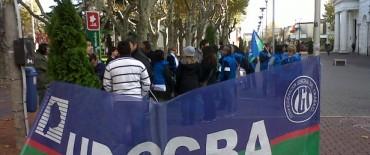 Movilización de UDOCBA