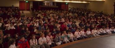 Más de 1700 chicos participaron de las Jornadas de Educación Ambiental