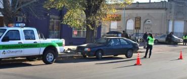 Controles de tránsito: infraccionaron a 120 personas en una semana