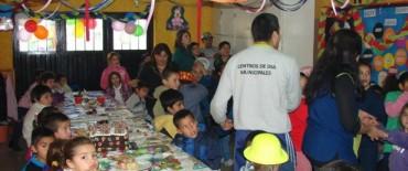 Festejo de cumpleaños en el Centro de Día Municipal N° 2