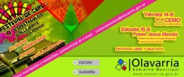 """3°  Festival de Circo Callejero: La Compañía """"Familia Magote"""" deleitará a los estudiantes en el CEMO"""