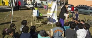 Exitosa y participativa Intervención Territorial en el Barrio Bancario