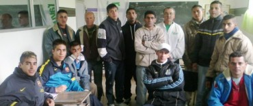 Programa Rayuela en la Unidad Nº 2