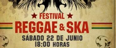 Azul: se realizará el Primer Festival de Reggae-Ska