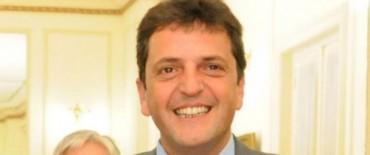 Massa inscribe a su Frente Renovador y sumaría a sus filas a Giustozzi, quien suena como candidato