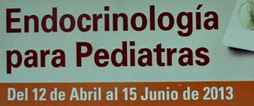 Continúa el curso de Endocrinología para Pediatras