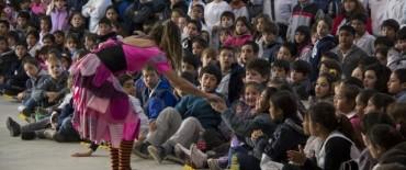Circo callejero, arte a la gorra