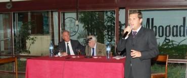 El Colegio de Abogados de Azul llevó a cabo unas Jornadas sobre Fideicomisos inmobiliarios