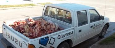 Clausuraron una carnicería con más de 15 irregularidades
