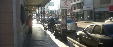 Feriado Puente: La ciudad a media máquina