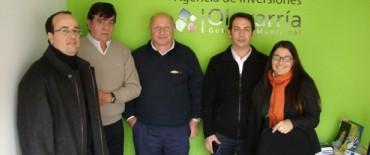 El Gobierno Municipal y la empresa Dalcros S.A. realizarán una capacitación sobre seguridad vial