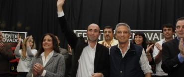 José Eseverri lanzó el Frente Renovador y presentó a sus candidatos