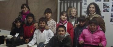 Alumnos de la Escuela Especial Nº 504 visitaron el Archivo Histórico Municipal