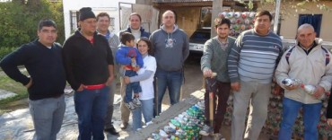 General Alvear: la Dirección de Gestión Ambiental participó en jornada solidaria