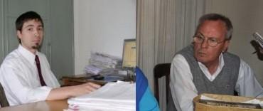 Dolor por el fallecimiento del Fiscal Luis Arbío