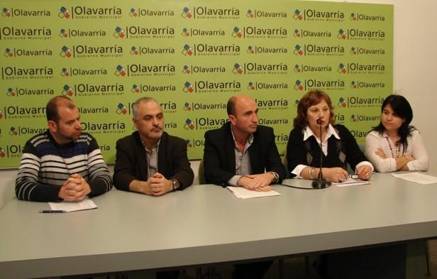 Presentaron la 22º Muestra Libros en Olavarría