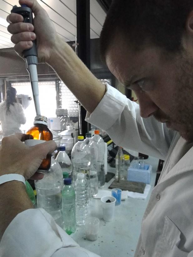 Ingeniería sigue trabajando para mejorar el agua de consumo