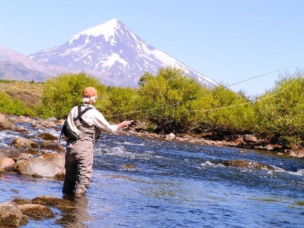 El día del Pescador deportivo se celebra en LU 32