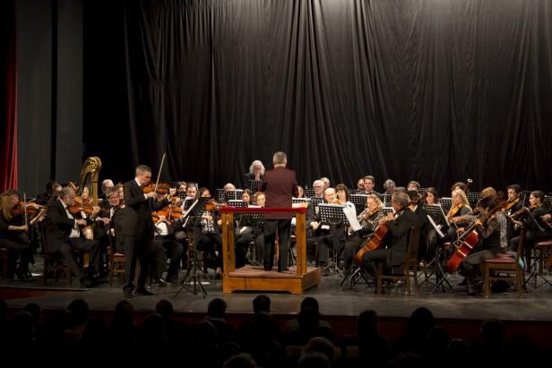 HOREON recaudó casi 13.000 pesos en el último concierto de la Sinfónica Municipal