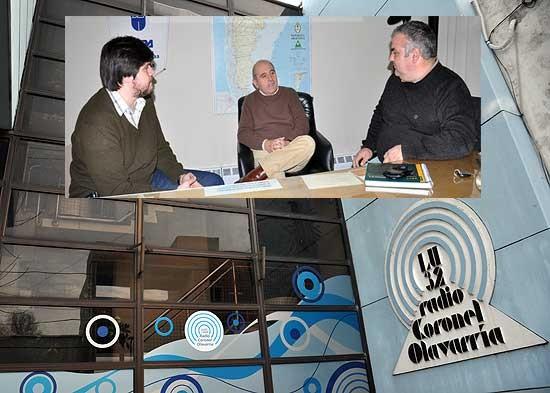 Radio Olavarría, la 98.7 FM Cristal e Infoeme nuevamente cubren las elecciones en conjunto