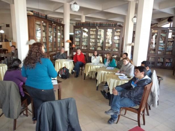 Importantes propuestas de capacitación desde la delegación regional Saladillo de la AFSCA