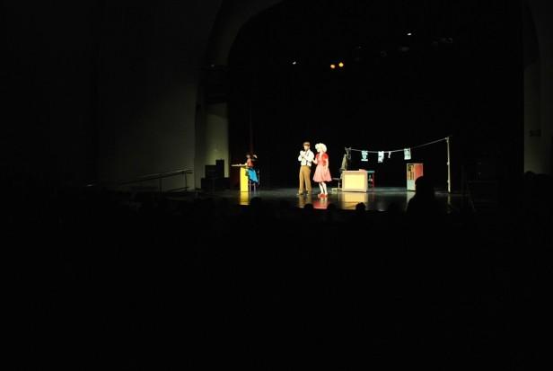 Con más de 600 chicos arrancó el 10º Encuentro de Teatro