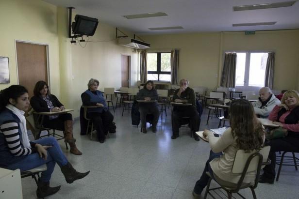 """Esperanza de Vivir"""": nuevo encuentro del grupo terapéutico"""
