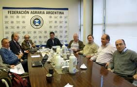 Mesa agropecuaria provincial pidió que Scioli los reciba tras