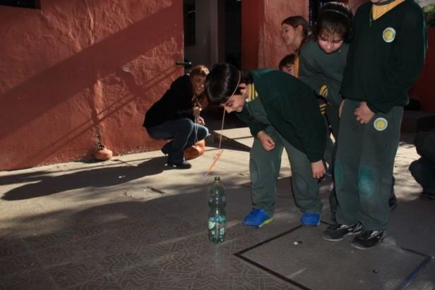 El Colegio Nuevas Lenguas festejó el Día del Niño