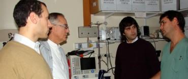 Se amplían las prestaciones sanitarias: el Hospital Municipal incorpora una máquina de diálisis